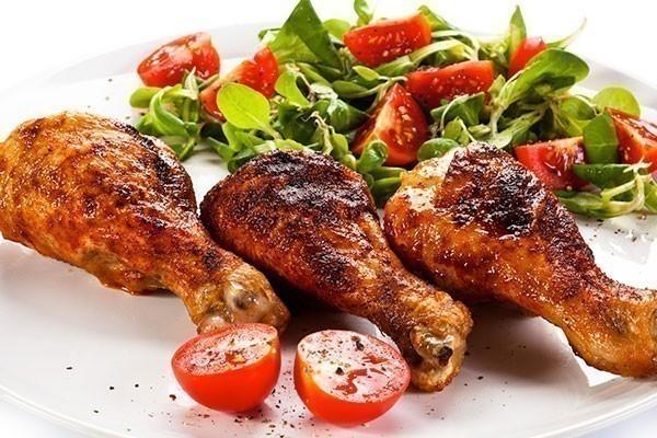 fusi di pollo nazionale pronti da cuocere