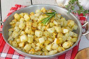 foto patate alle erbe aromatiche