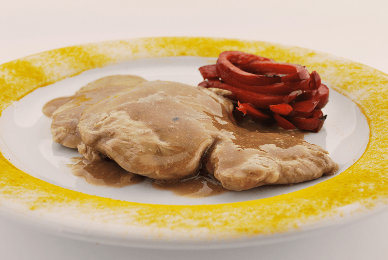 Scaloppine al bergamotto