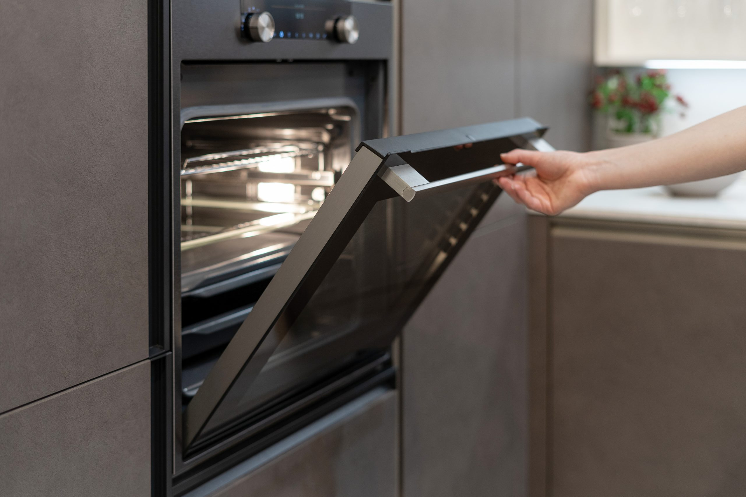Riscalda il forno ventilato a 180°C
